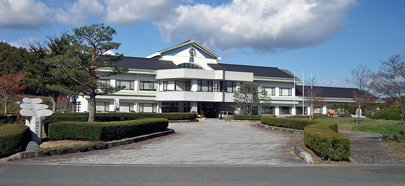 飯館村役場200811