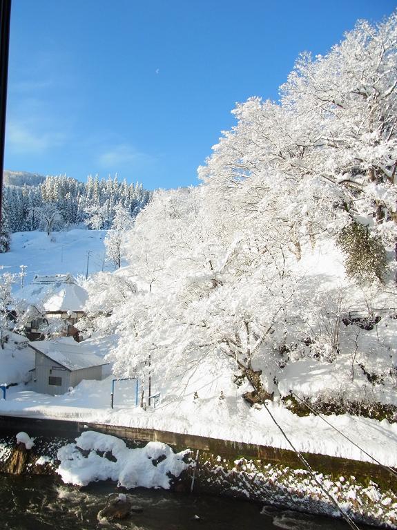 恵比寿屋旅館-冬景色