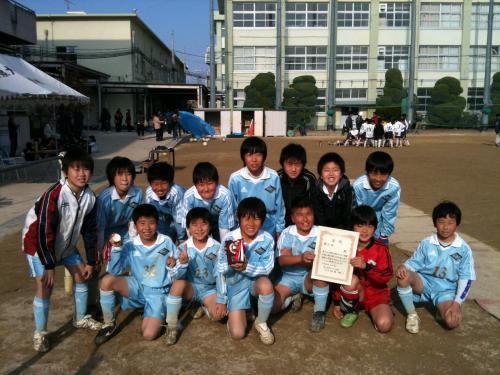 泉大津CUP 3位