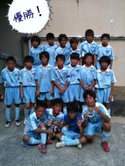 第7回EAST CUP U-12 優勝