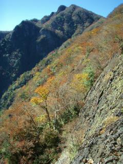 20111027祖母山11