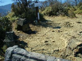 20111027祖母山16