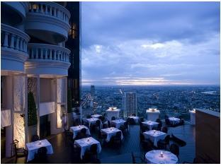 ルブア アット ステイト タワー ホテル (Lebua at State Tower Hotel)