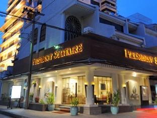 プレジデント ソリテア ホテル (President Solitaire Hotel)