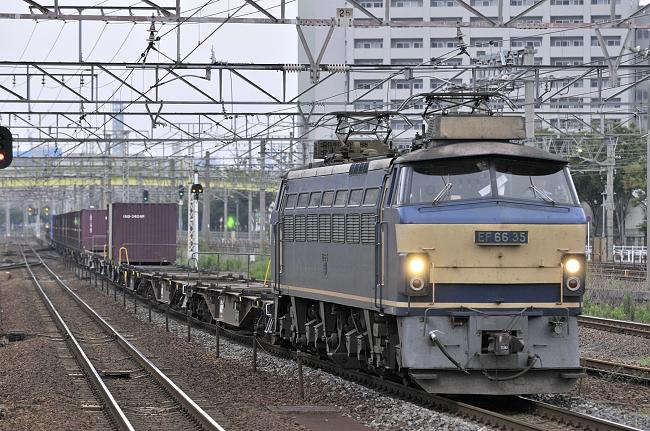 950レ EF66-35号機
