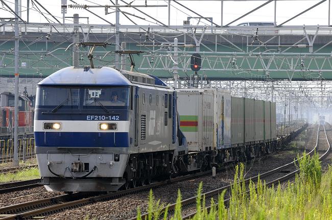 1071レ EF210-142号機