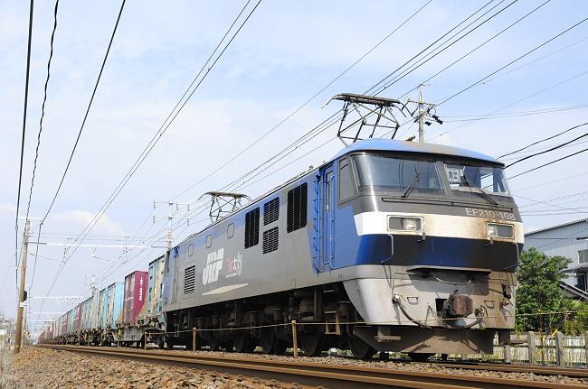 5070レ EF210-108