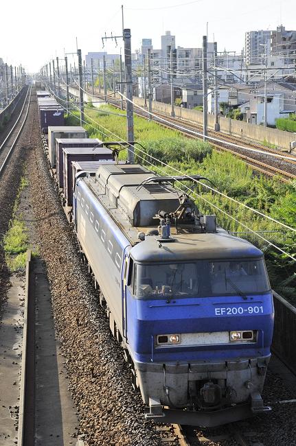 1055レ EF200-901号機