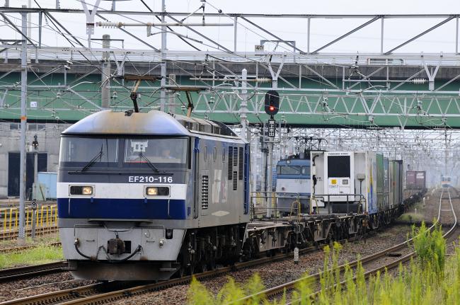 1071レ EF210-116号機