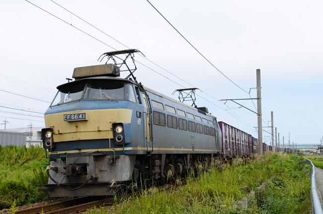 1062レ EF66-41号機