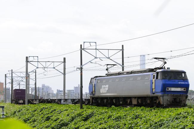 7051レ EF200-13号機