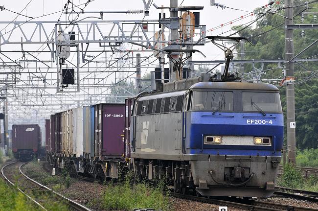 1055レ EF200-4号機