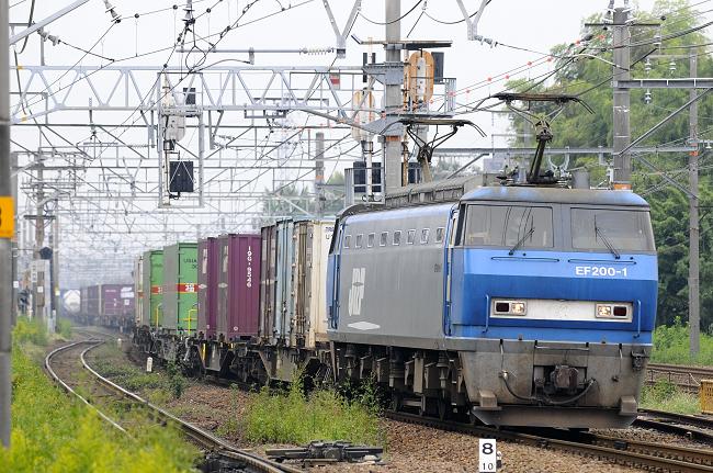 5071レ EF200-1号機
