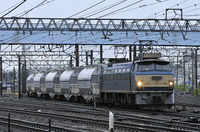 5580レ EF66-32