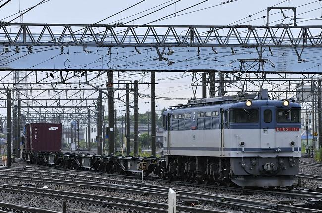 1554レ EF65-1117