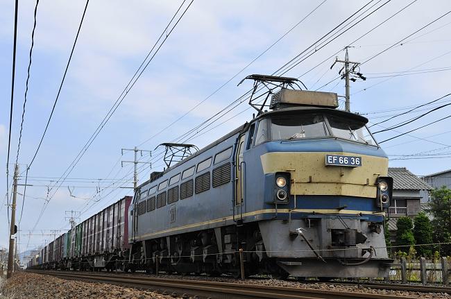 1062レ EF66-36