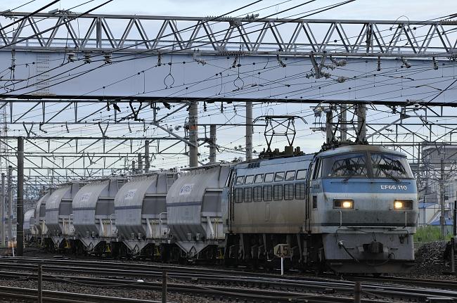 5580レ EF66-110