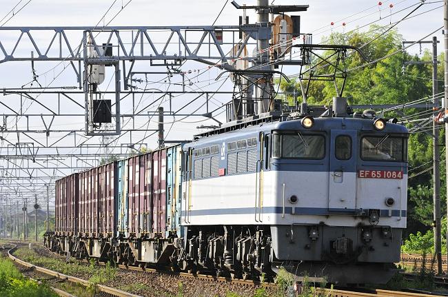 1151レ EF65-1084