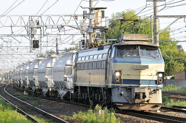5767レ EF66-28