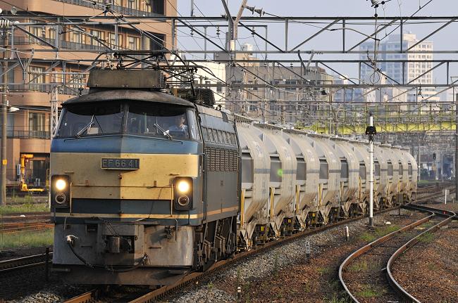 5580レ EF66-41
