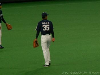 Dragons#35・上田佳範
