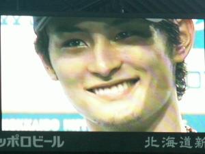 ステキな笑顔w