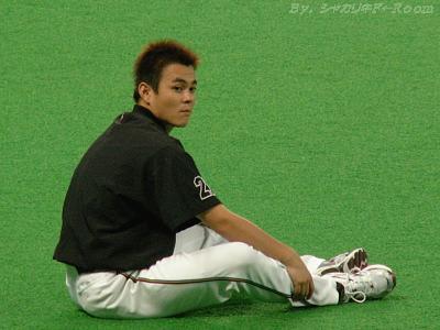 普段はカワイイが投げてる時は憎たらしいまでの投球の久!