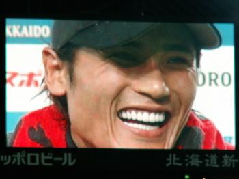 でも、基本的には終始笑顔!笑顔!!