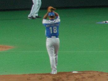 松坂 9/19・札ド