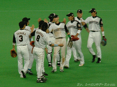 全員野球でついに王手!