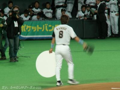 札幌ドーム特別賞!