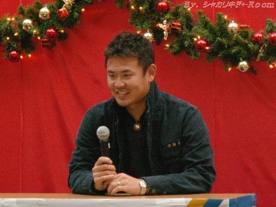 クリスマス横ヤンw☆