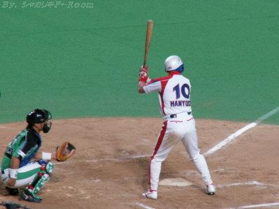 大活躍の羽生田さん