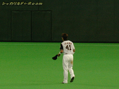 一気に4打点・稲葉!(6打点あげてても良い位でしたが)