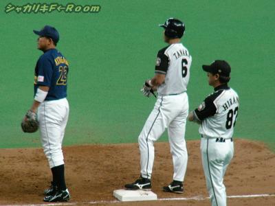 まずは1996安打目~!!