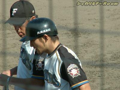 気になる事は、即注意!平野コーチ&クドゥー