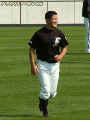 前日に好投した山本くん…相対した斉藤和巳もベタ褒めだったようですよ!