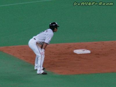 賢介グッジョブ!9回にやっとチャンス(・∀・)キタ!