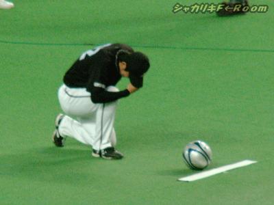 紅5番手・亮太、勝利の祈りを捧げる?