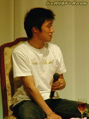 ものすご~い普通のw、吉川くん。