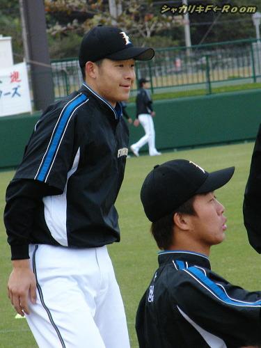 浅沼&おツル…チョット系列顔じゃないw?
