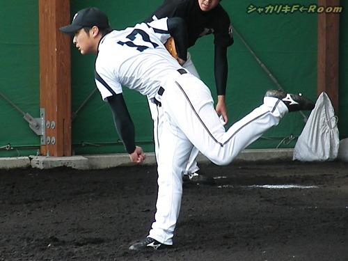 「春季キャンプ1番ガンバッタで賞」をもらったミヤケンd(-_☆)