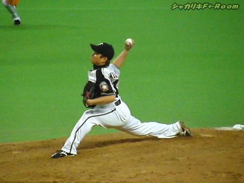こんな試合でも、ヒサシさんはカッコヨス(。-_-。)