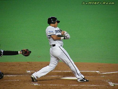 矢作さん、進塁打もヒットも打てるようになりましたよ。