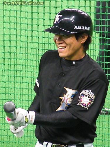 滅多に見れない笑顔の小田ティン!
