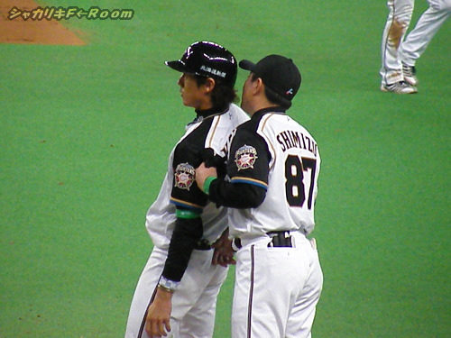 スーパー紺田出塁を生かせず。。。