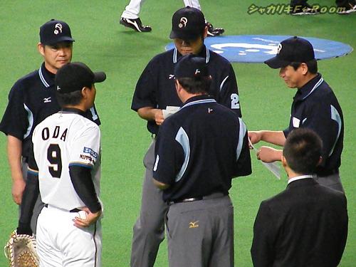 マニアの為の、小田チャン乱入で苦笑?