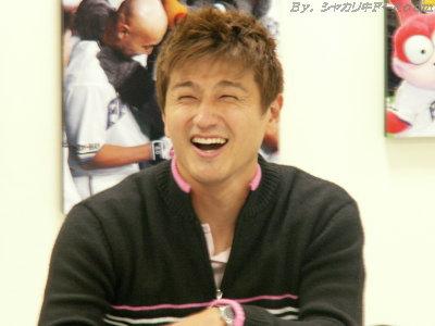 笑うとカワイイ(*´ェ`*)