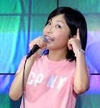 小野真弓ニューシングル「アイノチカラ」イベントライブ