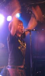「ELEPHANT GIRL」ライブ